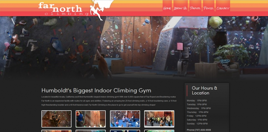 Far North Climbing Gym
